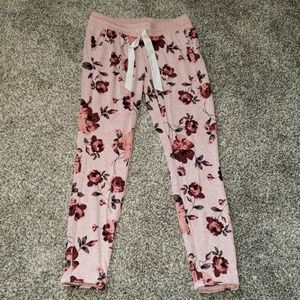 EUC ... Alter'd State floral pajama bottoms